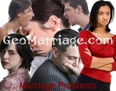 Marriage Relationship Problems and Their Solution