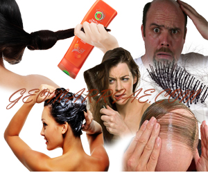 Tips and Natural Remedies For Falling Hair Control at Home